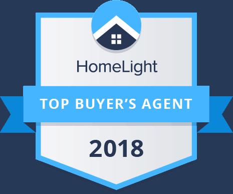 HomeLight Top Buyer's Agent - Todd Schaefer - 2018