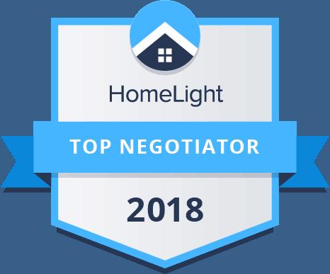 HomeLight Top Negotiator - Todd Schaefer - 2018
