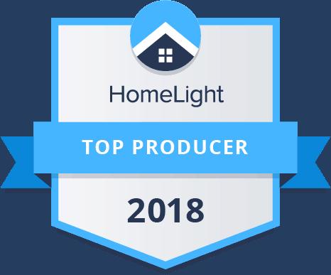 HomeLight Top Producer - Todd Schaefer - 2018